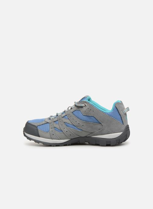 Chaussures de sport Columbia Youth Redmond Gris vue face
